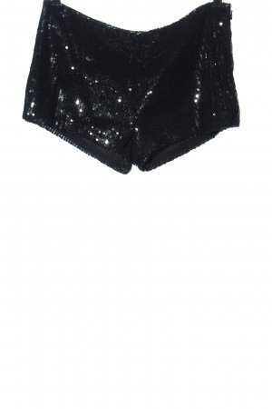 Atmosphere Hot Pants schwarz extravaganter Stil