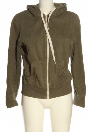 Atmosphere Kapuzensweatshirt bronzefarben meliert Casual-Look