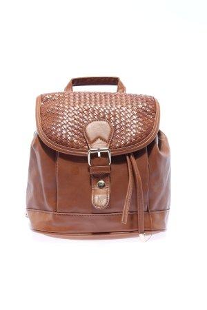 Atmosphere Kindergarden Backpack brown casual look