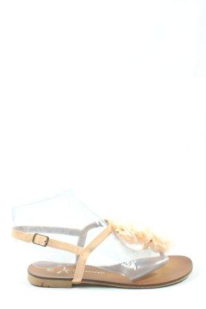 Atmosphere Comfort Sandals cream casual look
