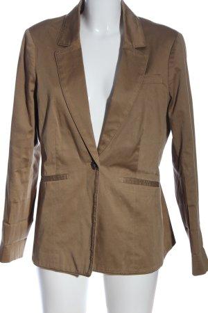 Atmosphere Blazer corto marrone stile casual