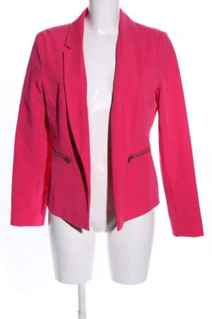 Atmosphere Korte blazer roze zakelijke stijl