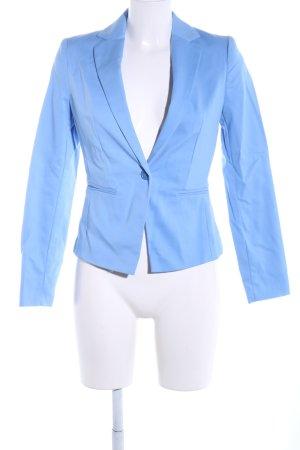 Atmosphere Korte blazer blauw zakelijke stijl