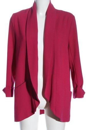 Atmosphere Long-Blazer pink Business-Look