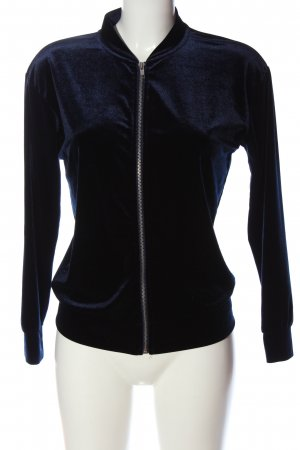 Atmosphere Kurzjacke blau Casual-Look