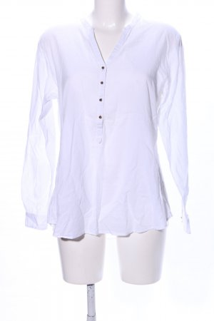 Atmosphere Long Sleeve Blouse white business style