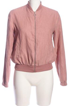 Atmosphere Langarm-Bluse pink Casual-Look