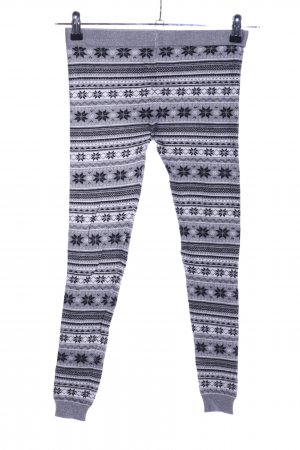 Atmosphere Leggings grafisches Muster Casual-Look