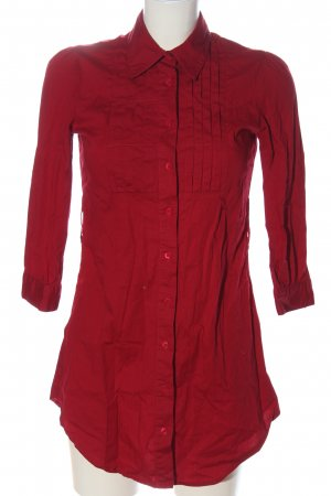 Atmosphere Long-Bluse rot Casual-Look