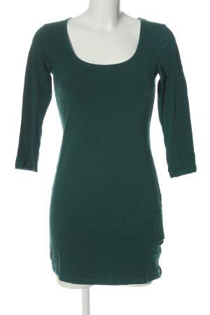 Atmosphere Longshirt grün Casual-Look
