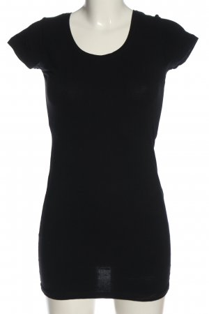 Atmosphere Longshirt schwarz Casual-Look