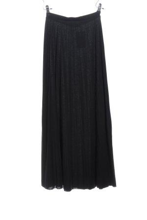Atmosphere Maxi rok zwart casual uitstraling