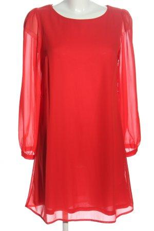 Atmosphere Abito blusa rosso stile casual
