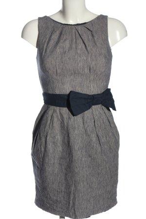 Atmosphere Minikleid wollweiß-schwarz meliert Elegant