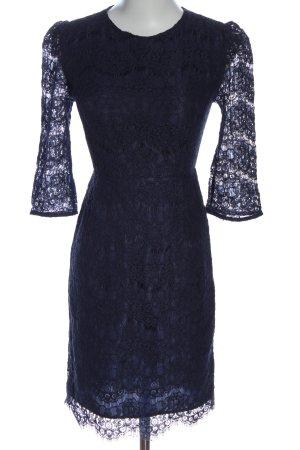 Atmosphere Minikleid blau Elegant