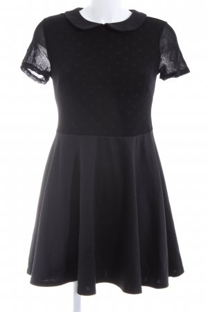 Atmosphere Minikleid schwarz Elegant