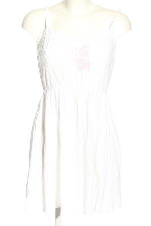 Atmosphere Minikleid weiß Elegant