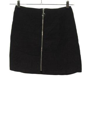 Atmosphere Spódnica mini czarny Elegancki