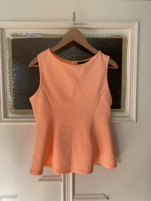 Atmosphere Peplum Top multicolored