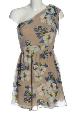 Atmosphere Sukienka na jedno ramię Na całej powierzchni W stylu casual