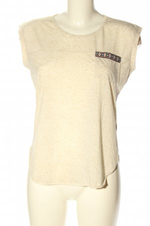 Atmosphere Oversized Shirt grafisches Muster Casual-Look