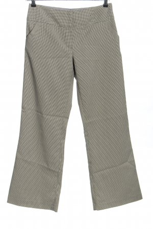 Atmosphere Palazzo Pants black-white allover print casual look