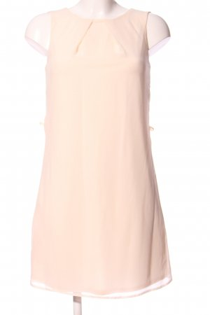 Atmosphere Vestido con enagua rosa look casual
