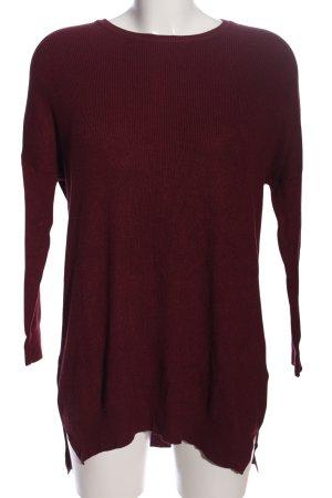 Atmosphere Sweater Dress brown casual look