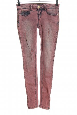 Atmosphere Röhrenjeans pink Casual-Look