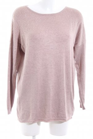 Atmosphere Maglione girocollo rosa stile casual