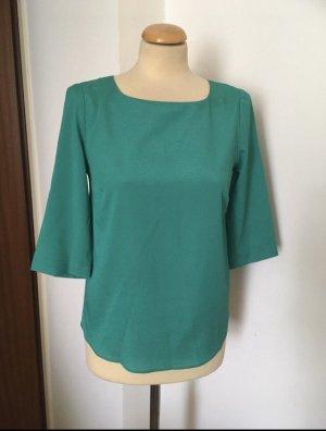 Atmosphere Połyskująca bluzka zielony