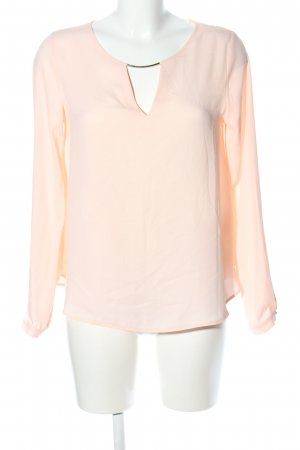 Atmosphere Schlupf-Bluse nude Casual-Look