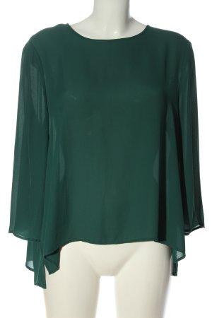 Atmosphere Schlupf-Bluse grün Elegant
