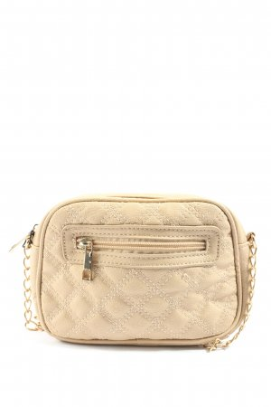 Atmosphere Shoulder Bag natural white quilting pattern casual look