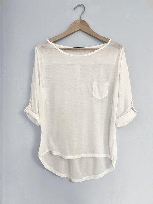 Atmosphere Shirt Transparent Creme
