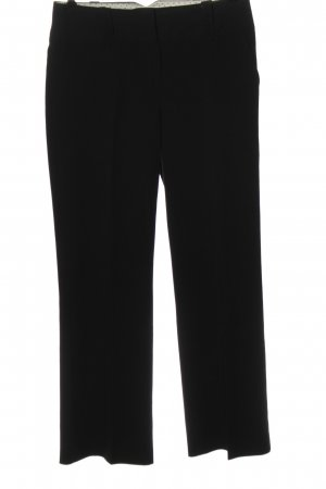 Atmosphere Pantalon en jersey noir style d'affaires