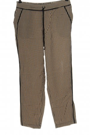 Atmosphere Stoffhose Allover-Druck Casual-Look