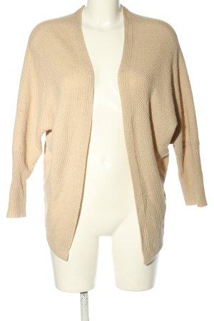 Atmosphere Cardigan in maglia crema stile casual