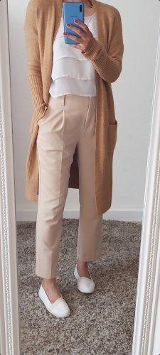 Atmosphere Cappotto a maglia beige