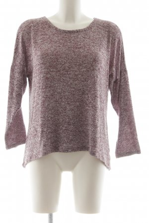 Atmosphere Strickpullover rot Casual-Look
