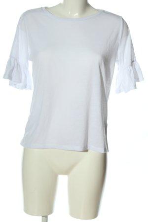 Atmosphere Strickshirt weiß Casual-Look