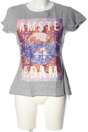 Atmosphere T-Shirt meliert Casual-Look