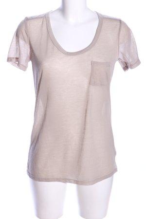 Atmosphere T-Shirt wollweiß meliert Casual-Look