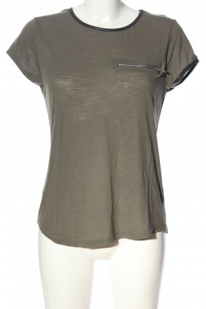 Atmosphere T-Shirt khaki meliert Casual-Look