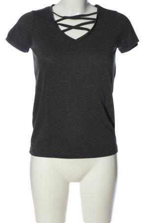 Atmosphere T-Shirt hellgrau Casual-Look
