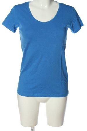 Atmosphere T-Shirt blau Casual-Look