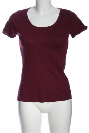 Atmosphere T-Shirt rot Casual-Look