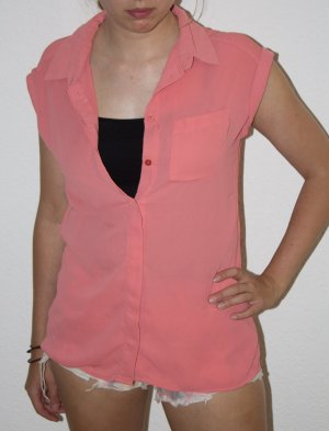 Atmosphere Off-The-Shoulder Top salmon