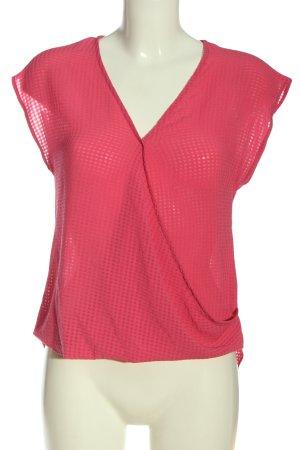 Atmosphere V-Ausschnitt-Shirt pink Casual-Look