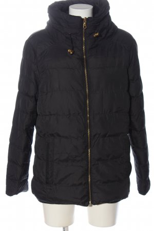 Atmosphere Winterjacke schwarz Steppmuster Casual-Look